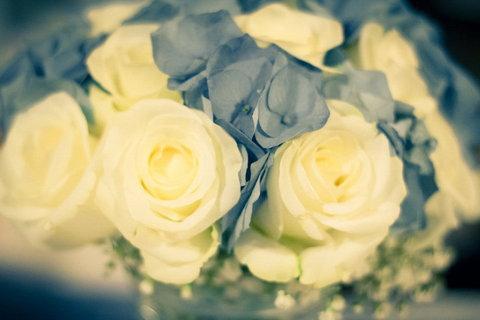 FOTKA - Svatební :  květiny pro  všechny ženy