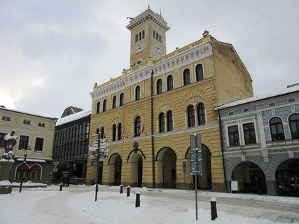 FOTKA - radnice ve Frenštátě pod Radh.