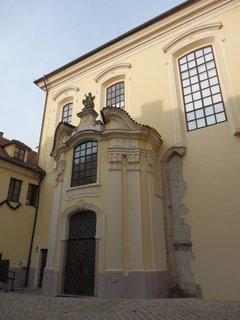 FOTKA - zrušený kostel sv. Michala na Starém Městě