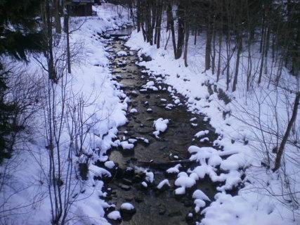 FOTKA - Ryzí potok v Harrachově