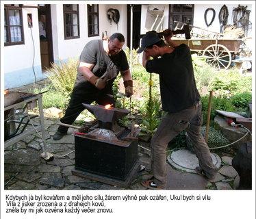 FOTKA - 47 - Kdybych já byl kovářem