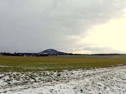 FOTKA - Říp v lednu