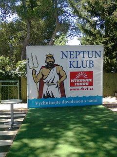 FOTKA - Neptun klub nabízí skoro celodenní program většinou pro děti