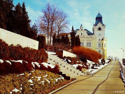 FOTKA - radnice na Slezské Ostravě