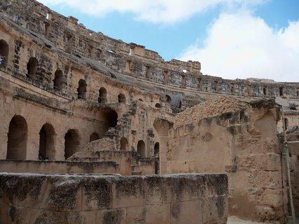 FOTKA - Koloseum  uvnitř
