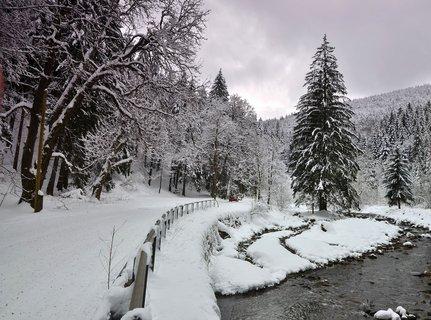 FOTKA - Zimní cesta za romantikou
