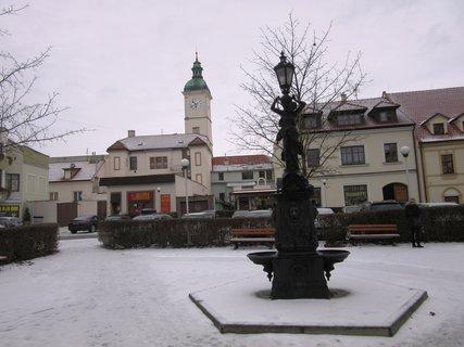 FOTKA - Uher. Hradiště