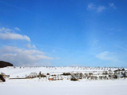 FOTKA - zima na Východní Moravě