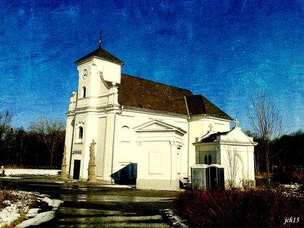 FOTKA - šikmý kostel Karviná- Doly