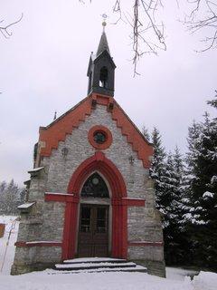 FOTKA - Kostelík na Ramzové