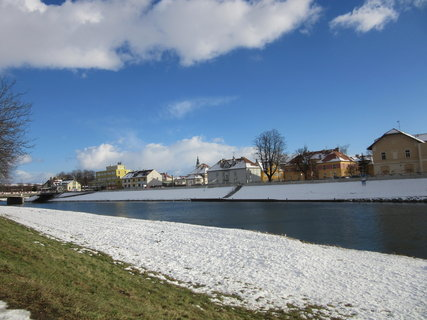 FOTKA - U řeky Moravy v UH