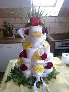 FOTKA - Sladký dort