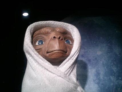 FOTKA -  E.T. - Mimozemšťan