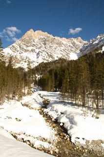 FOTKA - Zimní Triefen - Urslau v zimě