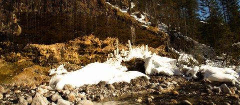 FOTKA - Zimní Triefen - Národní památka Triefen