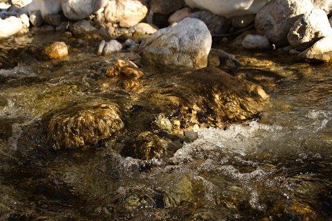 FOTKA - Zimní Triefen - Voda voděnka