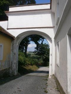 FOTKA - Dolní brána v Nových Hradech