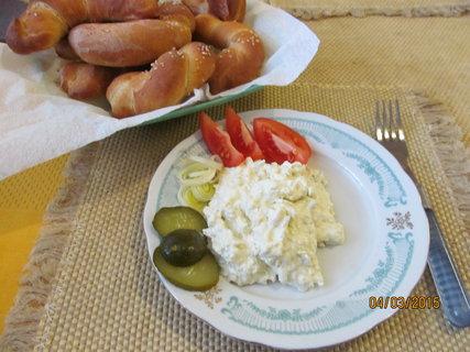 FOTKA - Pomazánka z nivy a vajec