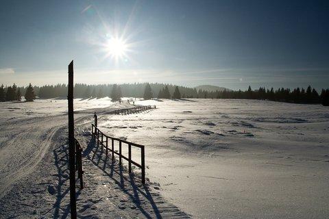 FOTKA - Krušnohorská lyžařská magistrála