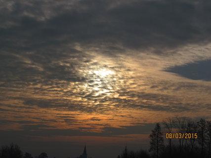 FOTKA - Za clonou mraků