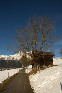 FOTKA - Znovu na Ritzensee - Cesta nad Ritzensee