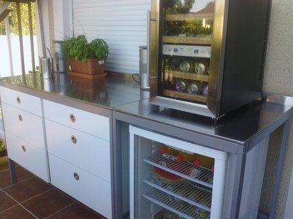 FOTKA - Nová kuchyně naší Kristy