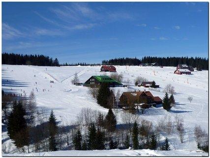 FOTKA - Zima v Krkonoších