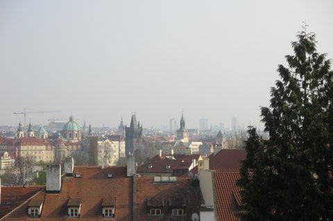 FOTKA - Pražské věžičky