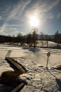 FOTKA - Znovu na Ritzensee - Neskákat