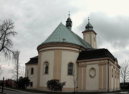 FOTKA - Stará Bělá - kostel