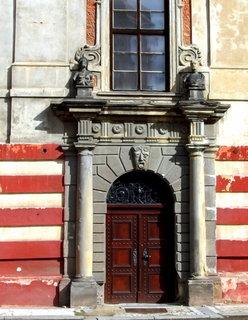 FOTKA - Roudnický zámek - portál