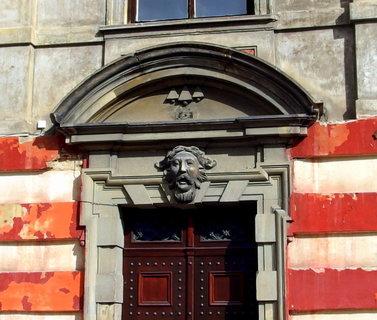 FOTKA - portál na nádvoří vydržel několik století