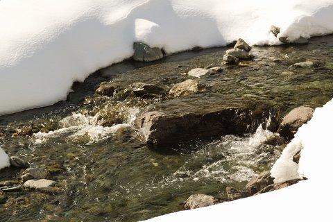 FOTKA - Baumzipfelweg v zimě - Kámen