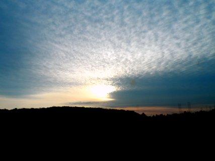 FOTKA - Ranní obloha