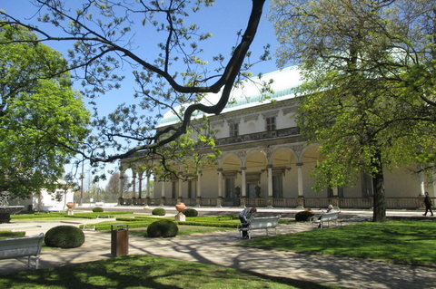 FOTKA - Královská zahrada od dubna otevřena
