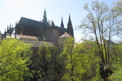 FOTKA - A zase pohled k  hradu