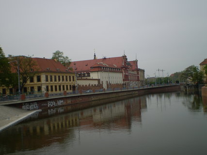 FOTKA - Řeka Odra