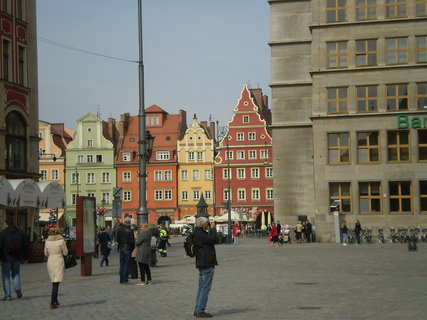 FOTKA - Typické stavby pro  Polsko
