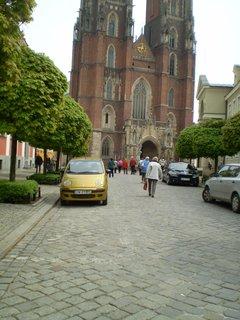 FOTKA - Další z mnoha kostelů.