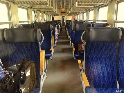 FOTKA - cyklov�let...kola ve vlaku