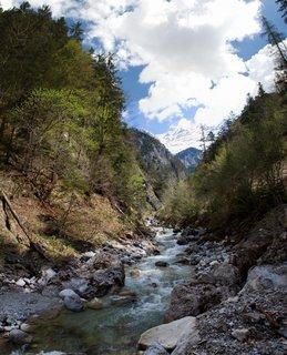 FOTKA - Stoissengraben - Divoké údolí