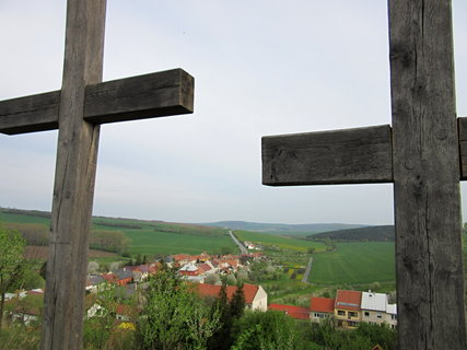 FOTKA - Bánov - obec na Uherskobrodsku
