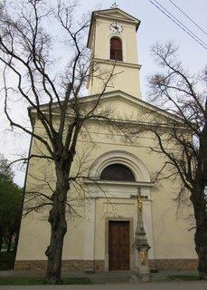 FOTKA - Komňa - obec na Uherskobrodsku- kostel