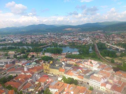 FOTKA - Trenčín - pohled z věže