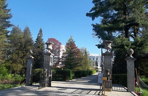 FOTKA - brána k  Novému Světlovu