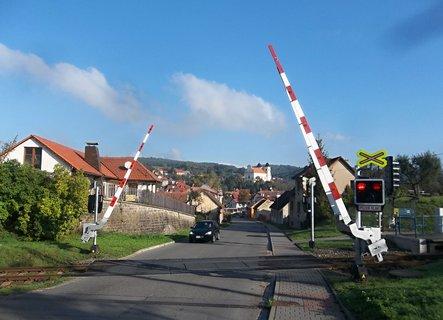 FOTKA - Pojede vlak