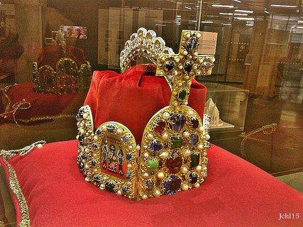 FOTKA - císařská koruna svaté říše římské