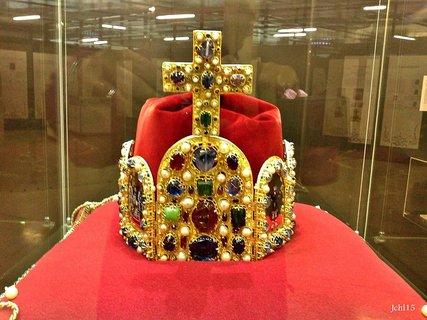FOTKA - královská císařská koruna svaté říše římské