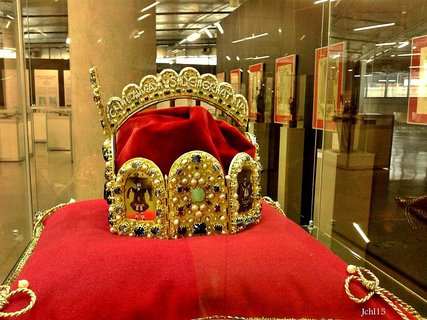 FOTKA - koruna  císařská - svaté říše římské