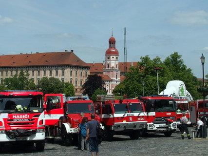 FOTKA - Oslavy 150. let založení hasičského sboru